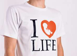 Koszulka I Love Life