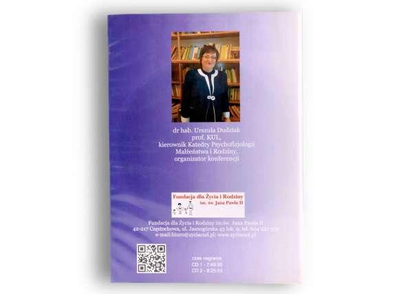 Konferencje o Życiu - dr hab. Urszula Dudziak