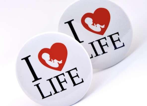 Przypinka - I Love Life